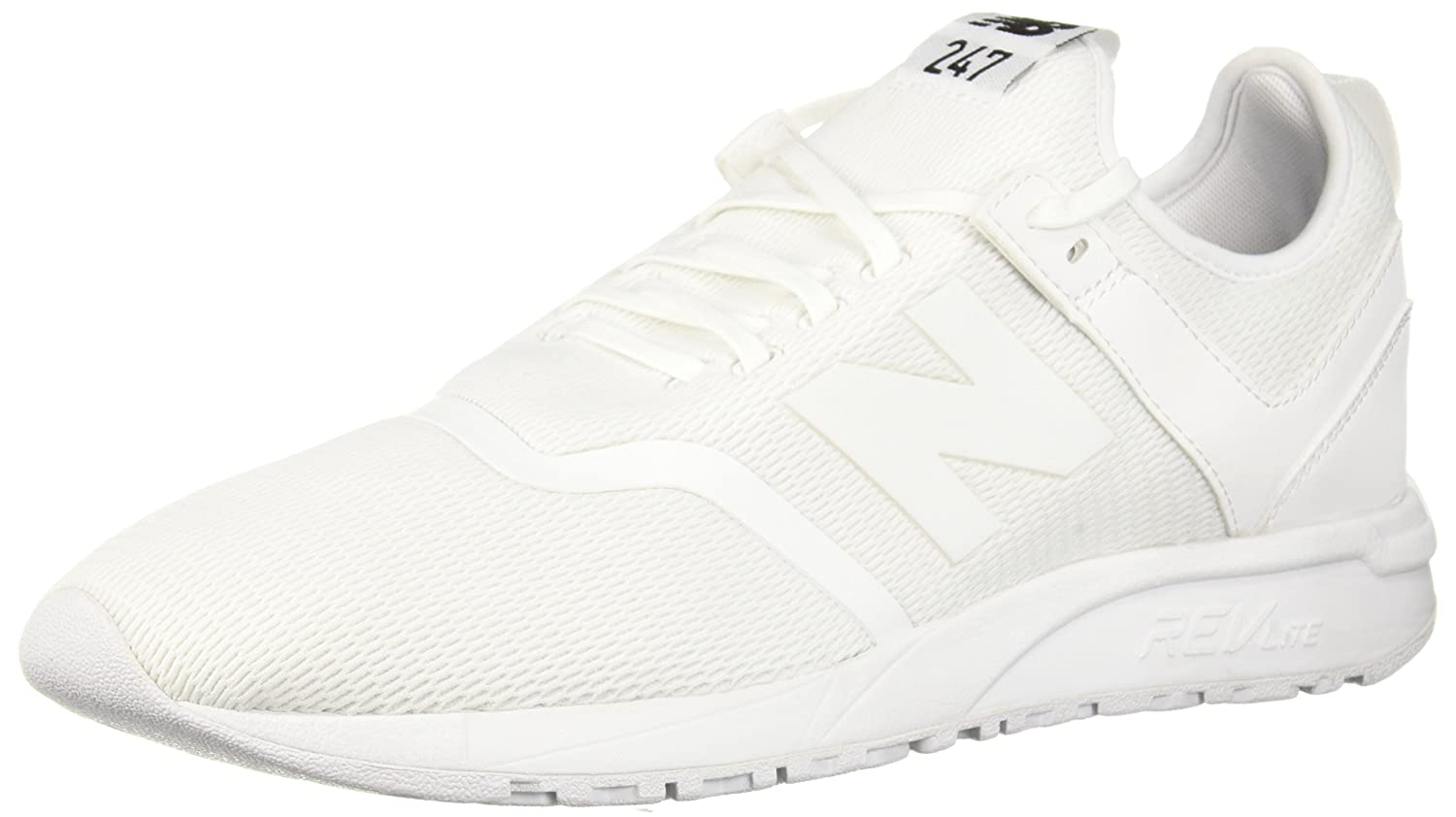 TALLA 43 EU. New Balance 247v1, Zapatillas Unisex Adulto