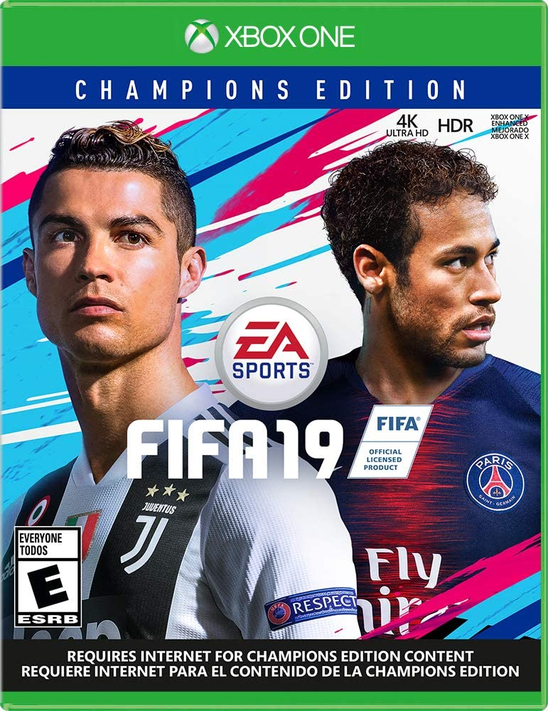 FIFA 19 - Standard - PS4 [Digital Code] Electronic Arts US-E3-DC-2018-060618-015