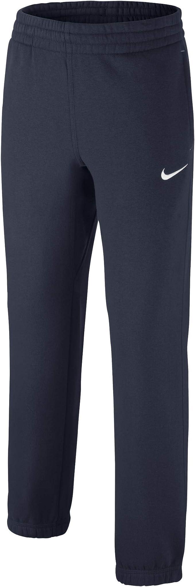 Nike Brushed Fleece Cuffed Pantalones, Niños: Amazon.es: Ropa y ...