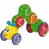 Kidoozie Press N Go Inchworm