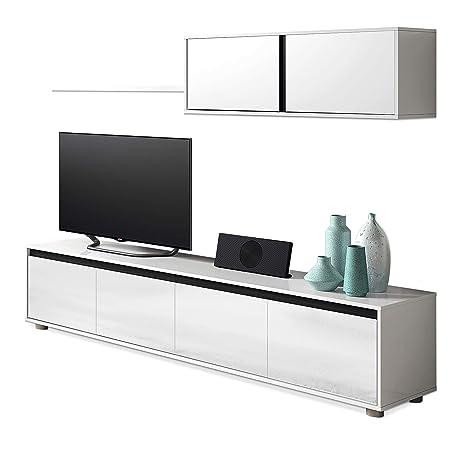 Habitdesign 006663BO - Mueble de comedor moderno, color ...