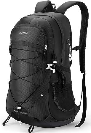 45L Waterproof Outdoor Sport Hiking Camping Travel Backpack Rucksack Daypack Bag