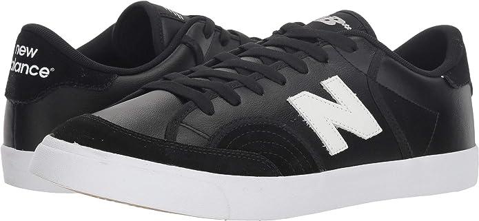 New Balance Numeric NM 212 Sneakers Skateschuhe Schwarz Glattleder