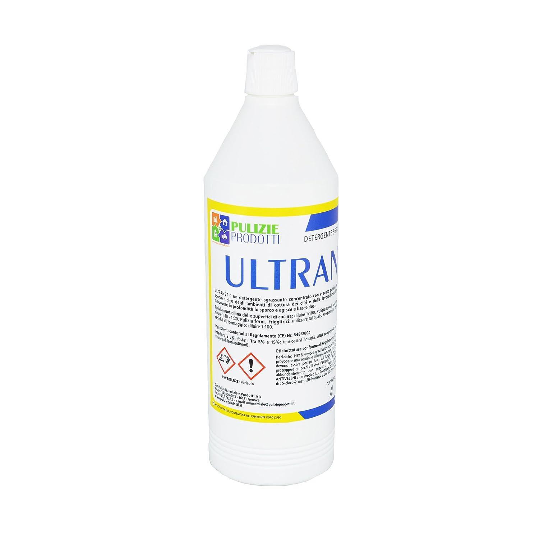 ultranet Limpiador Desengrasante profesional 1 litro: Amazon.es ...