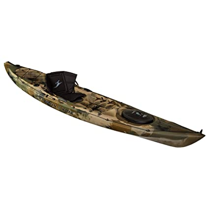 Amazon Com Ocean Kayak Prowler 13 Angler One Person Sit On Top
