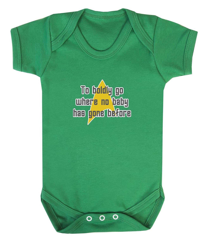 To Boldly Go Babygrow