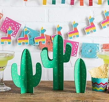 Cactus Decor centros de mesa de boda, centros de mesa ...