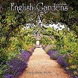 Garden Calendar - English Gardens Calendar - Calendars 2016 - 2017 Wall Calendars - Flower Calendar - English Gardens 16 Month Wall Calendar by Avonside