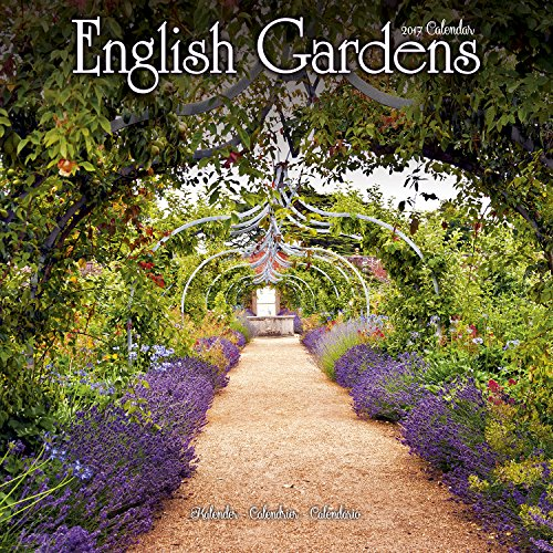 Secret Garden: 8 Must Have Garden Wall Calendars 2017