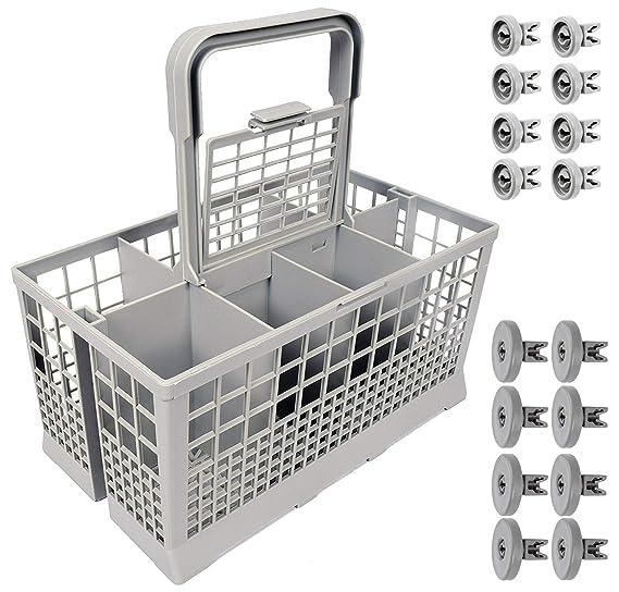 Cestello posate lavastoviglie universale compatibile modelli Rex ...