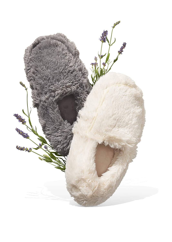 Cream Intelex Cozy Body Slippers