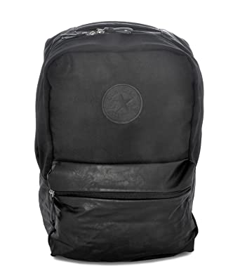 converse all star bag black