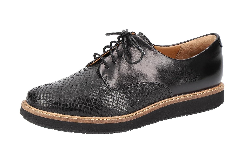 Clarks Lacets 26120449 4, Chaussures à Lacets et Coupe Coupe Classique 14064 Femme Noir b421224 - jessicalock.space