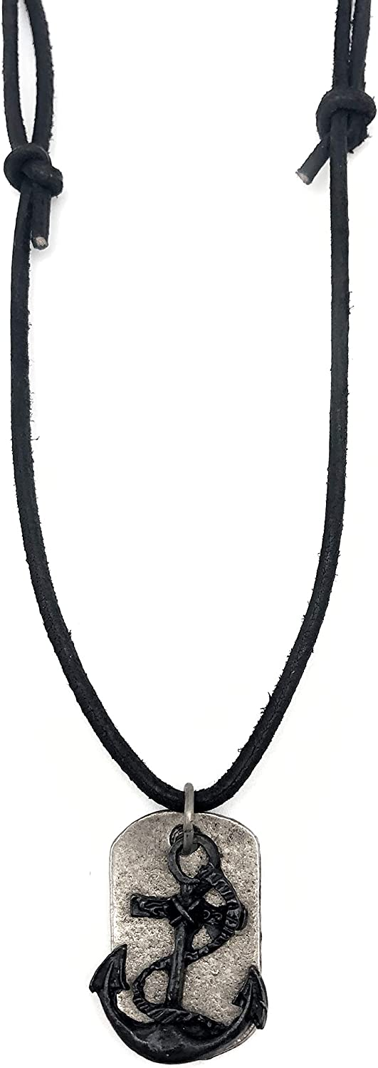 ANJU JEWELRY Aadi Mens Collection Necklace
