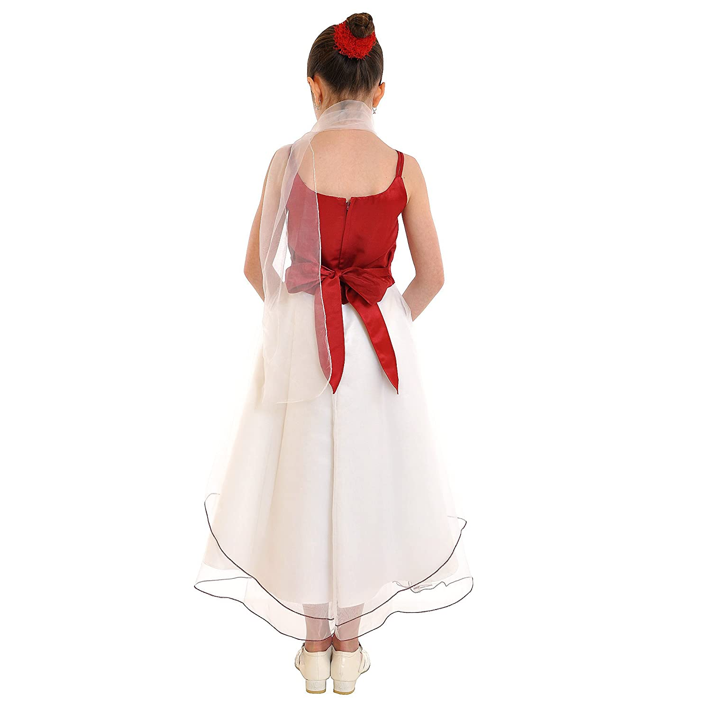 Taufkleid mit Hose weiss Fleece Kleid Festkleid NEU