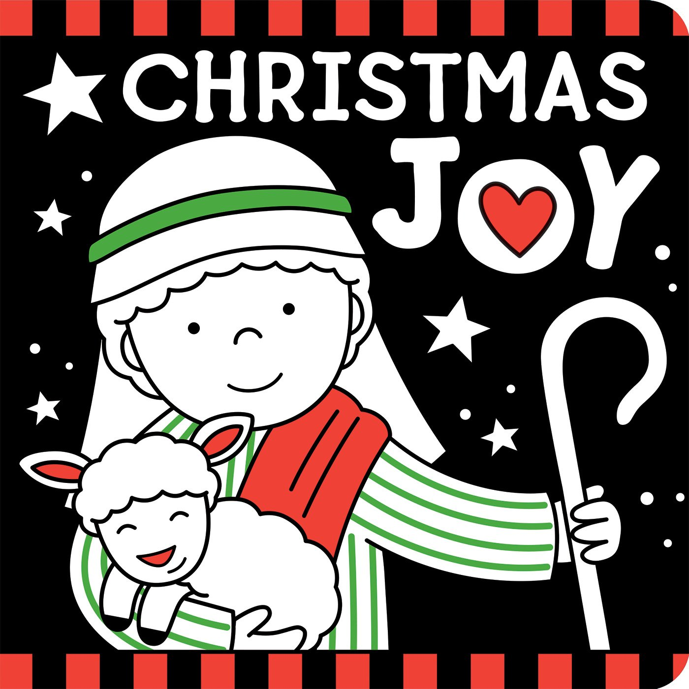 Download Christmas Joy Black & White Board Book (Tell Me About God Board Books) PDF