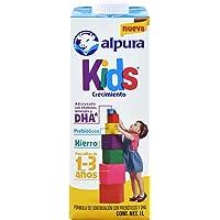 Alpura Leche Kid's Crecimiento, 1 L