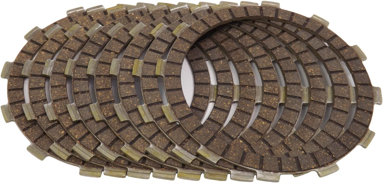 Prox Racing Parts 16.S22010 Friction Clutch Plate Set