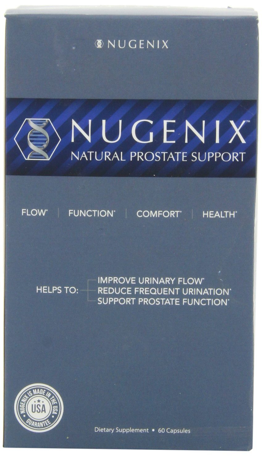 Nugenix Natural Prostate Support Capsules, 60 Count