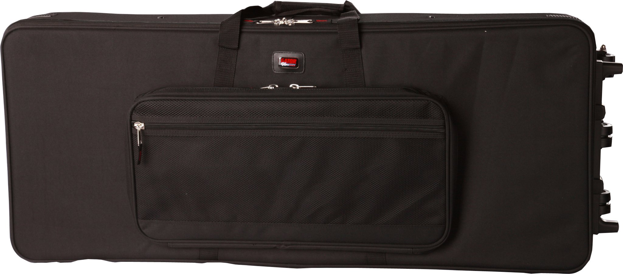 Gator GK88SLIM Slim Line 88-Note Lightweight 54 x 15 x 6 Inches Keyboard Case on Wheels