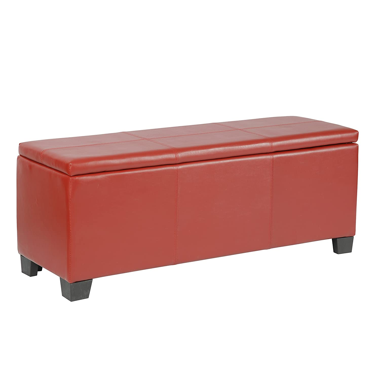 American Furniture Classics Model 500 Fusion Red Gun Concealment Bench