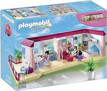 PLAYMOBIL Hotel - Suite, Set de Juego , Multicolor, 45 x 12,5 x 35 cm, (5269): Amazon.es: Juguetes y juegos