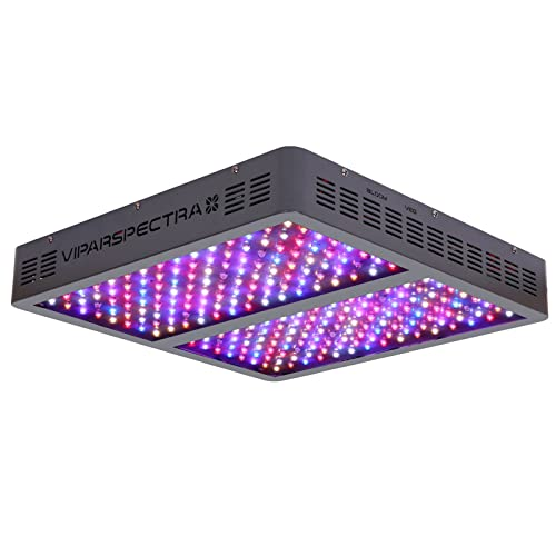 VIPARSPECTRA 1200W LED Grow Light Full Spectrum for Indoor Plants
