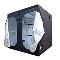 IPOMELO 4×8 Grow Tent