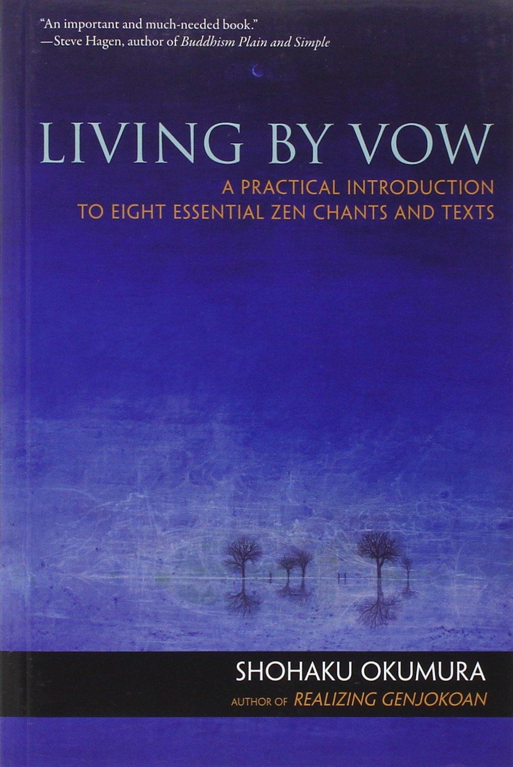 Download Living by Vow: A Practical Introduction to Eight Essential Zen Chants and Texts PDF
