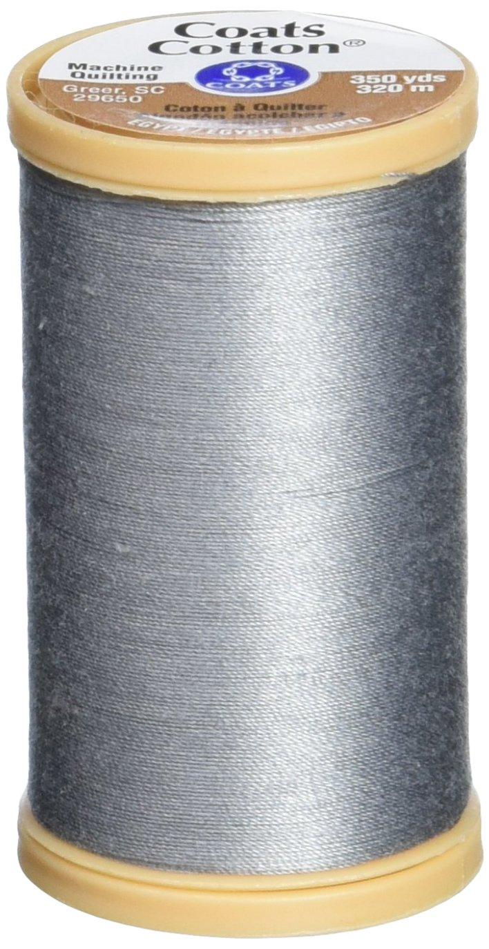 Coats Thread /& Zippers Machine Quilting Cotton Thread Navy 350-Yard