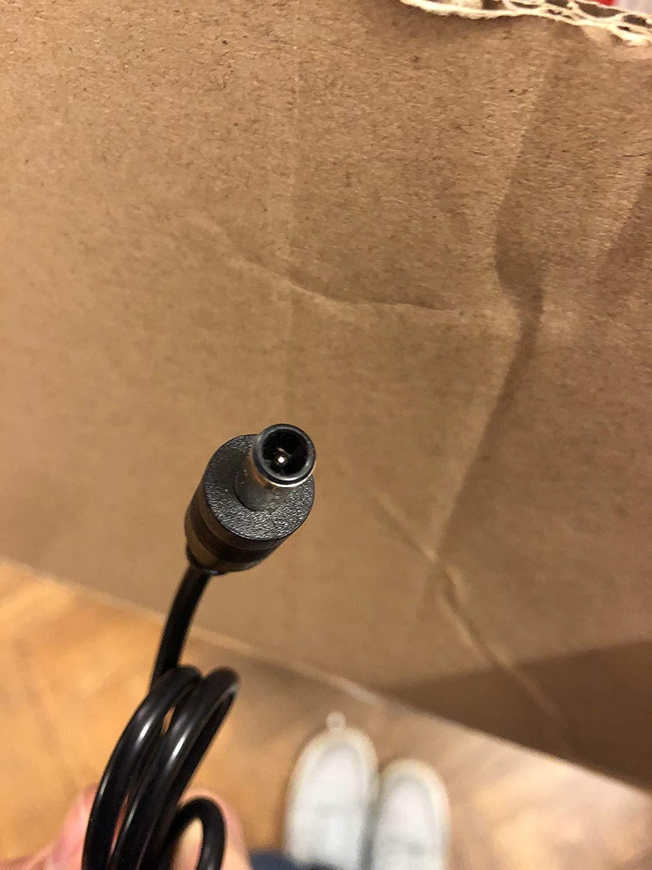 Reemplazo del Cable de Adaptador DC 19.5V Fuente de alimentación de Corriente para Sony Bravia KDL-24 KDL-32 KDL-40 KDL-42 KDL-48 KDL-55 W600B W600D W650D W700B W800B 24/32/40/42/48 Pulgada TV: Amazon.es: Industria, empresas