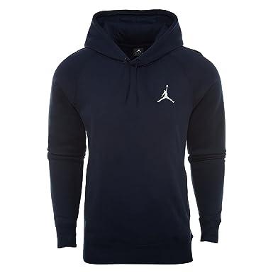 30abdba6ef2c Jordan Air Jordan Flight Fleece Full-Zip Basketball Hoodie at Amazon Men s  Clothing store