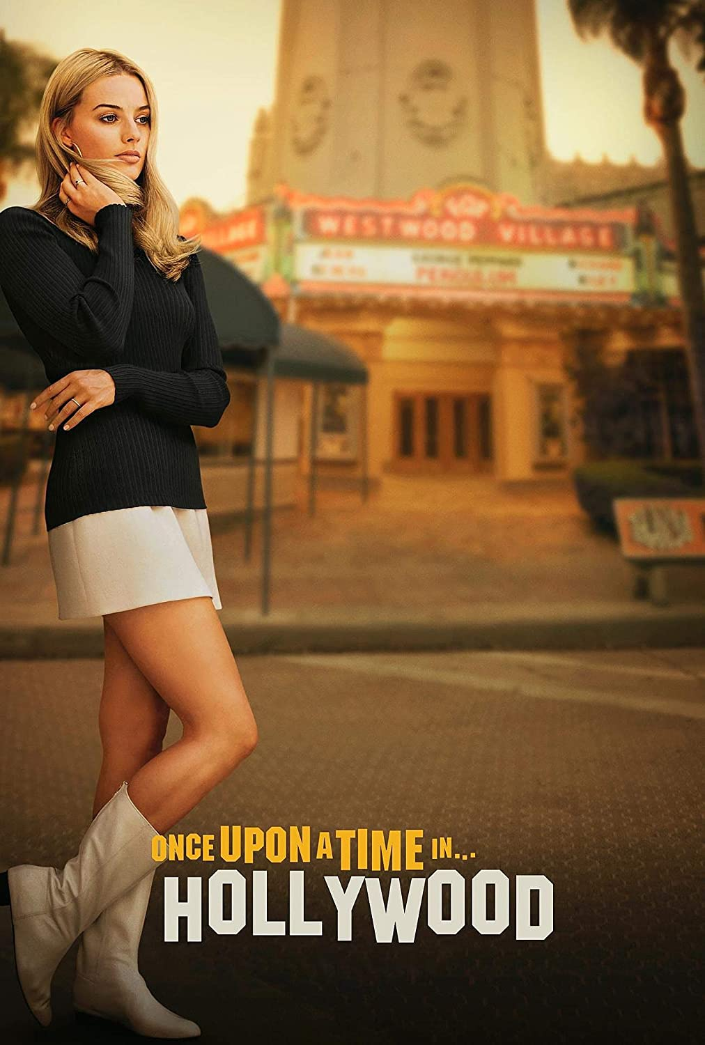 Black Creations Once Upon a Time in Hollywood 3 Cartel ...