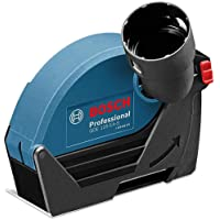Bosch Professional dammskydd GDE 125 EA-S (kapskivor Ø 125 mm, max. skärdjup 25 mm, montering med skruvar, 300 g)