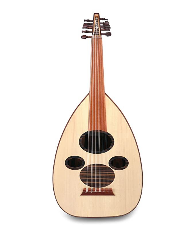 Laúd árabe Classic Cantabile Oriental Series OUD-15: Amazon.es: Instrumentos musicales