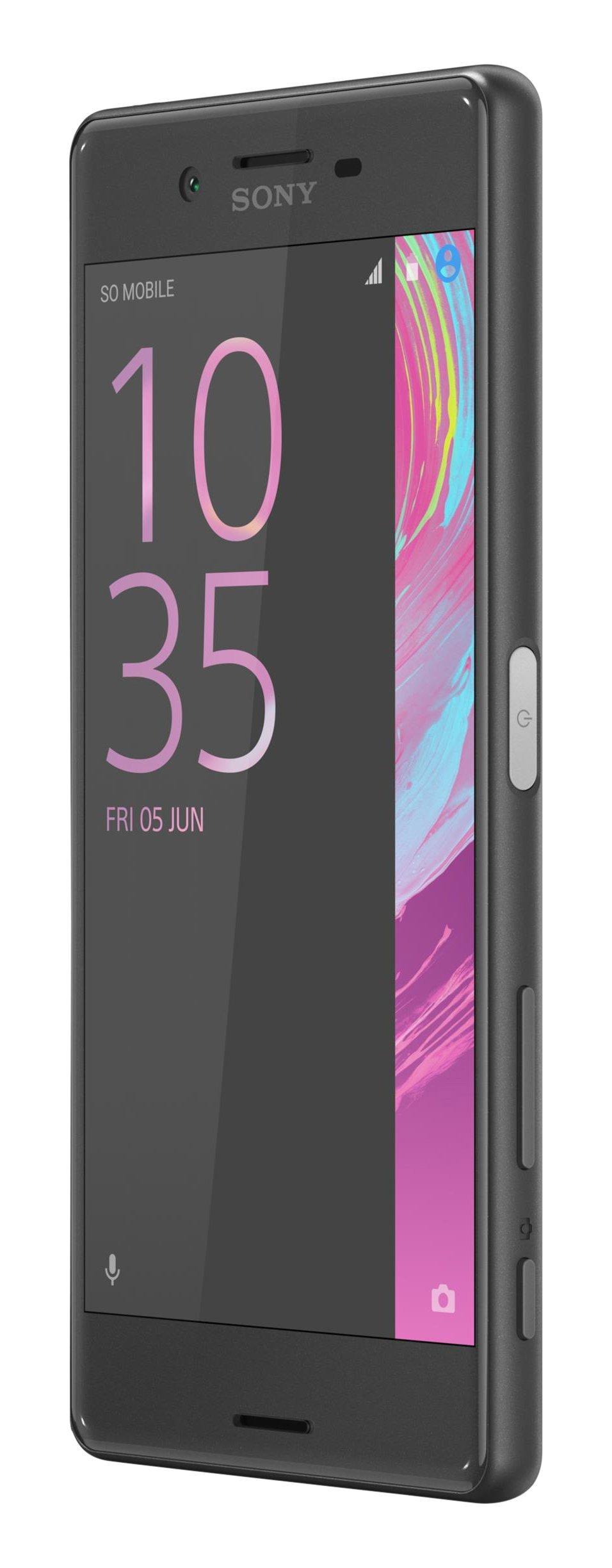 Sony Xperia X unlocked smartphone,32GB Black (US Warranty)