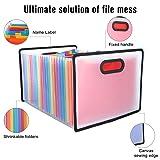 Expanding File Folder, Expandable File