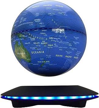 Magico LEVITAZIONE globo fluttuante magnetico globo magneticamente-librarsi