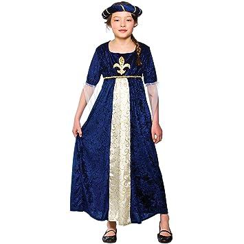 Diy Halloween Costumes For Girls Age 11 13.S Girls Tudor Princess Costume For Medieval Fancy Dress Childrens Kids Childs