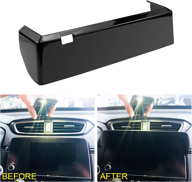 YEE PIN Vehicle Navigation Sun Shade Visor for 2018-2020 CRV 7-Inch Screen GPS Navigation Sun Hood Anti Reflective Anti Glare Shield