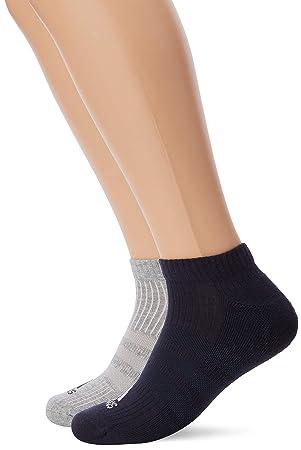 0f3e59daeaf9 adidas Men s 3-Stripes Performance No-Show 6 Pairs Socks  Amazon.co ...