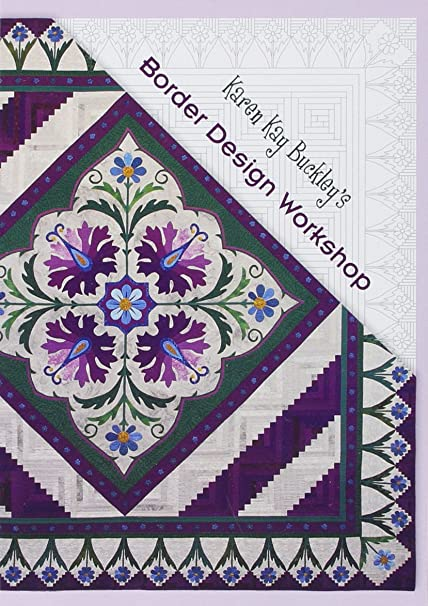 Amazon Com Karen Kay Buckley Kkbbdw Border Design Workshop Dvd Art