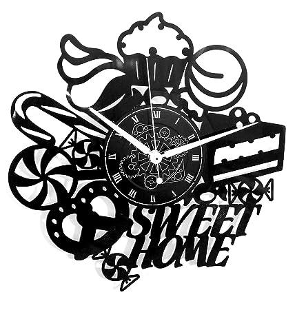 Instant Karma Clocks - Reloj de Pared de Disco de Vinilo LP ...