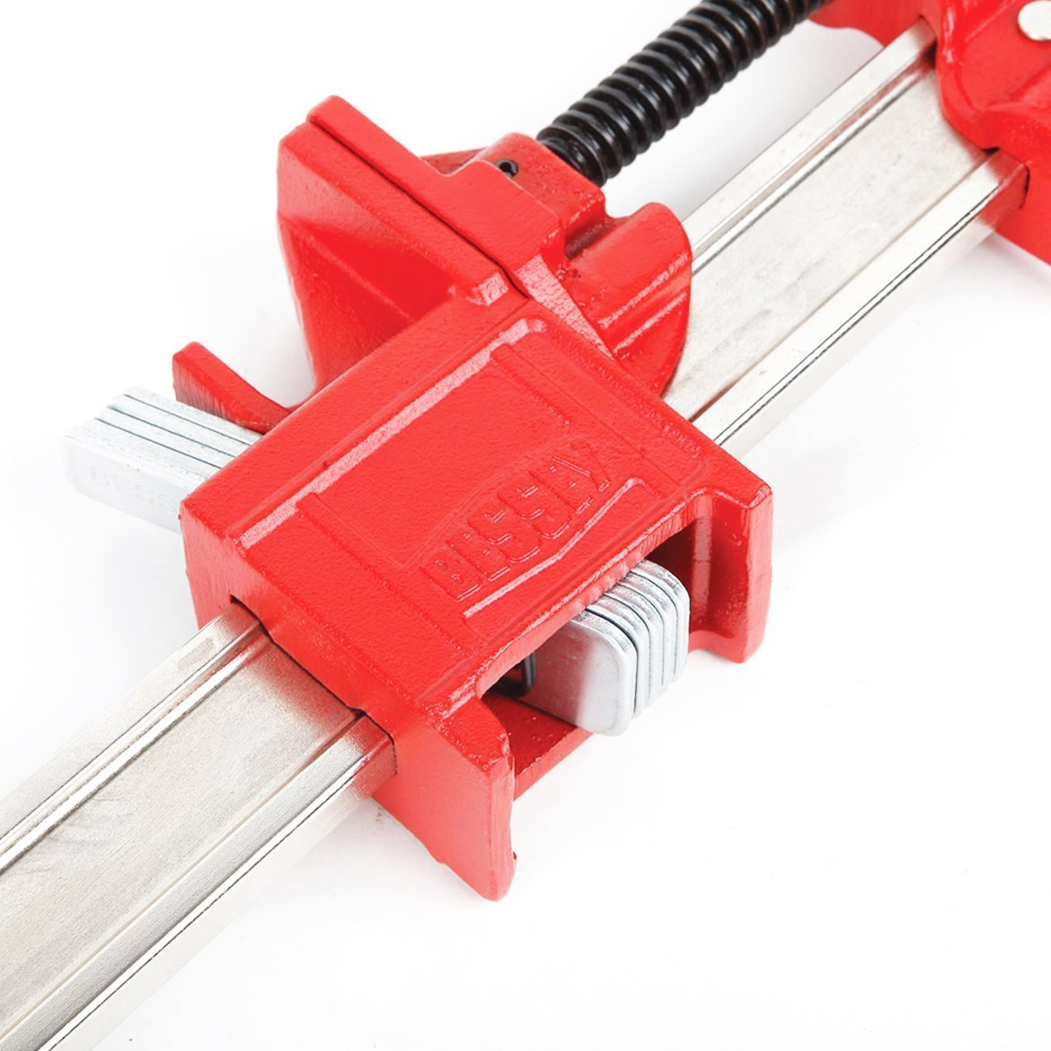 One (1) Pair BESSEY 48'' Heavy-Duty IBeam Bar Clamps for Woodworking by Bessey (Image #3)