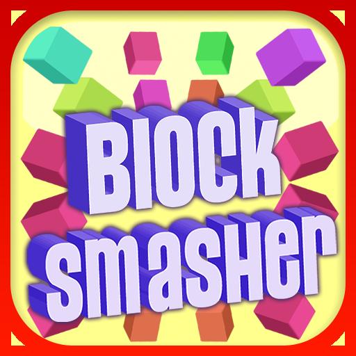 - Block Smasher - 3D Brick Breaker Game