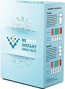 EZ LEVEL 12 Panel Urine Multi Drug Test Kit (5 Pack)