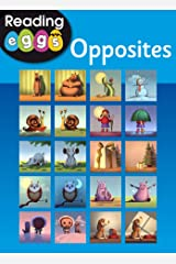 Opposites, Book 1: A Reading Eggs Concepts Book (US version) Kindle Edition
