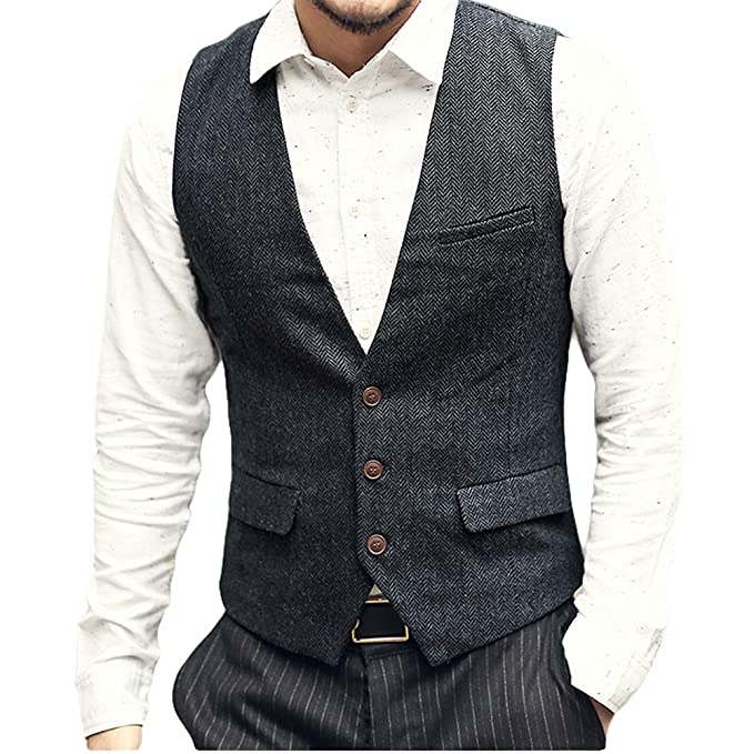 Amazon.com: MIXLIMITED - Chaleco sin mangas para traje de ...