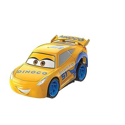 Disney Pixar Cars Turbo Racers Cruz Ramirez: Toys & Games