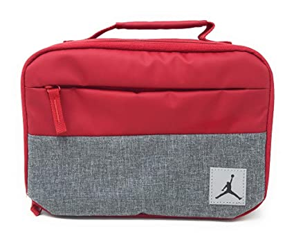 775238ea02d50 Nike Jordan Kids Pivot Fuel Pack Insulated Lunch Box (Gym Red)